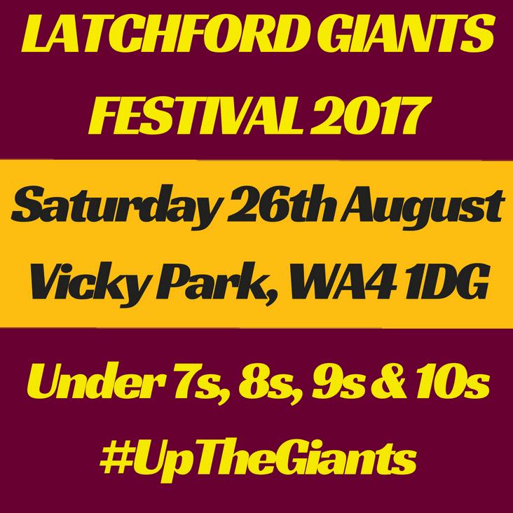 Giants Festival 2017<