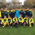 Under 15 lose to Ringmer Rovers 1 - 4
