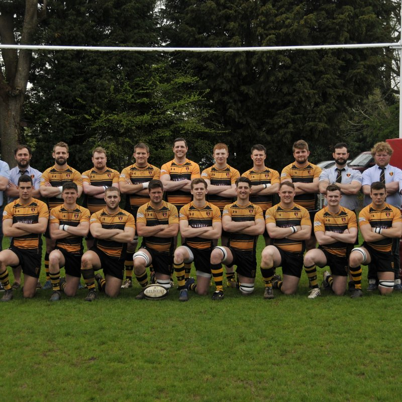 First XV beat Old Halesonians RFC 21 - 36
