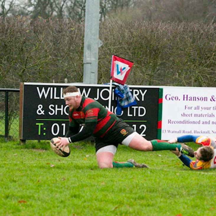 1st v Peterborough 19.1.19 - Photos Now on the Website<
