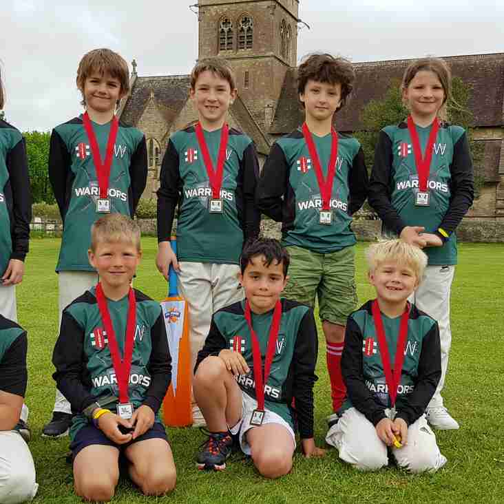 World Cup Fever Hits the Under 9's at Sutton Veny