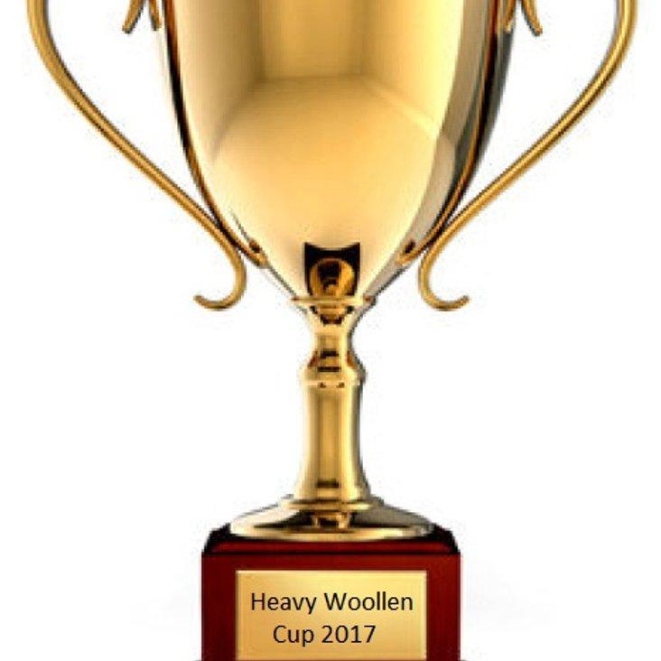 2017- Heavy Woollen Cup Update!<