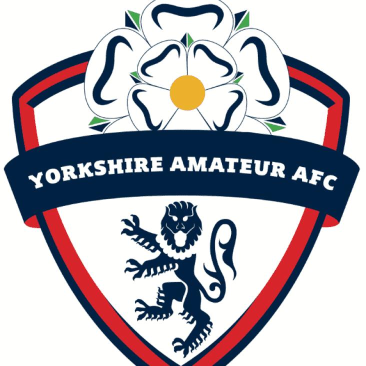 Thackley v Yorkshire Amateur - Match Preview.
