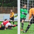 Thackley 1 Handsworth 4 - Match Report