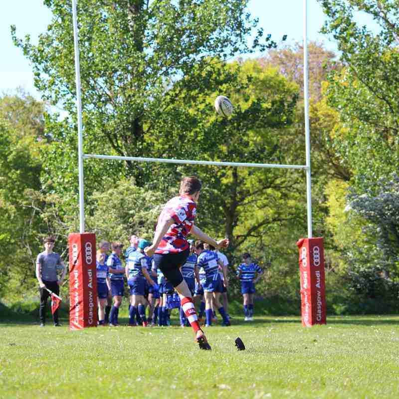 Birkmyre U15s v Whitecraigs - Shield Cup Final