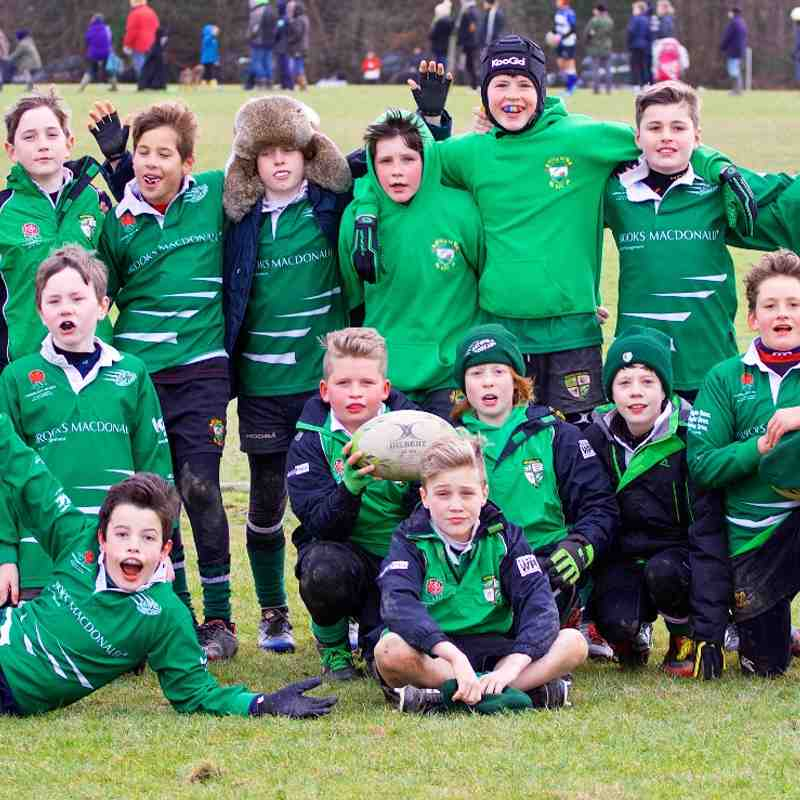 U12 at H Cup 1st feb 2015