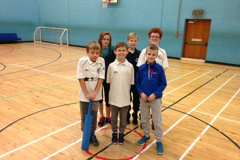 Junior Indoor Spring Coaching Programme