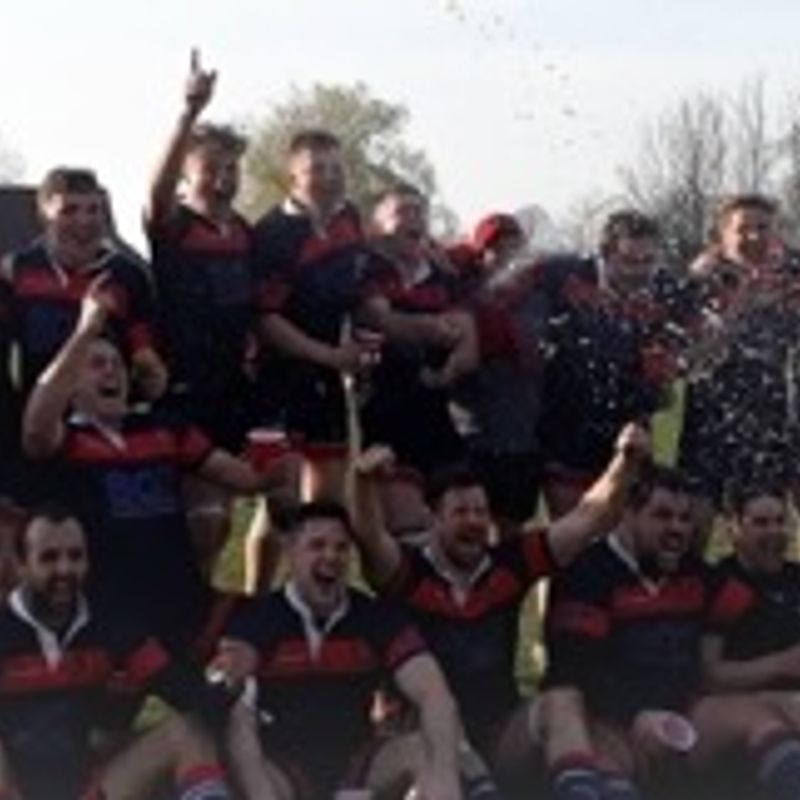 1st XV secure promotion