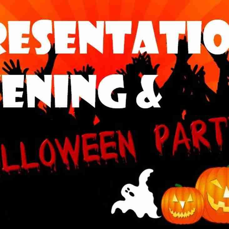 Presentation of Prizes 2019 - Halloween Party
