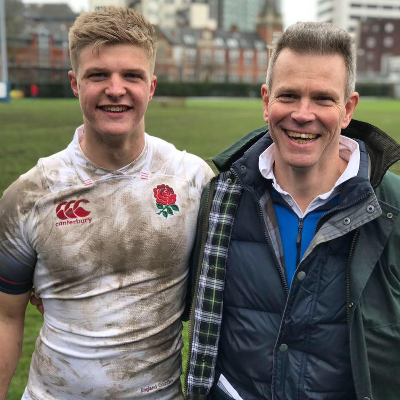 LERFC Player Selected for England Tour