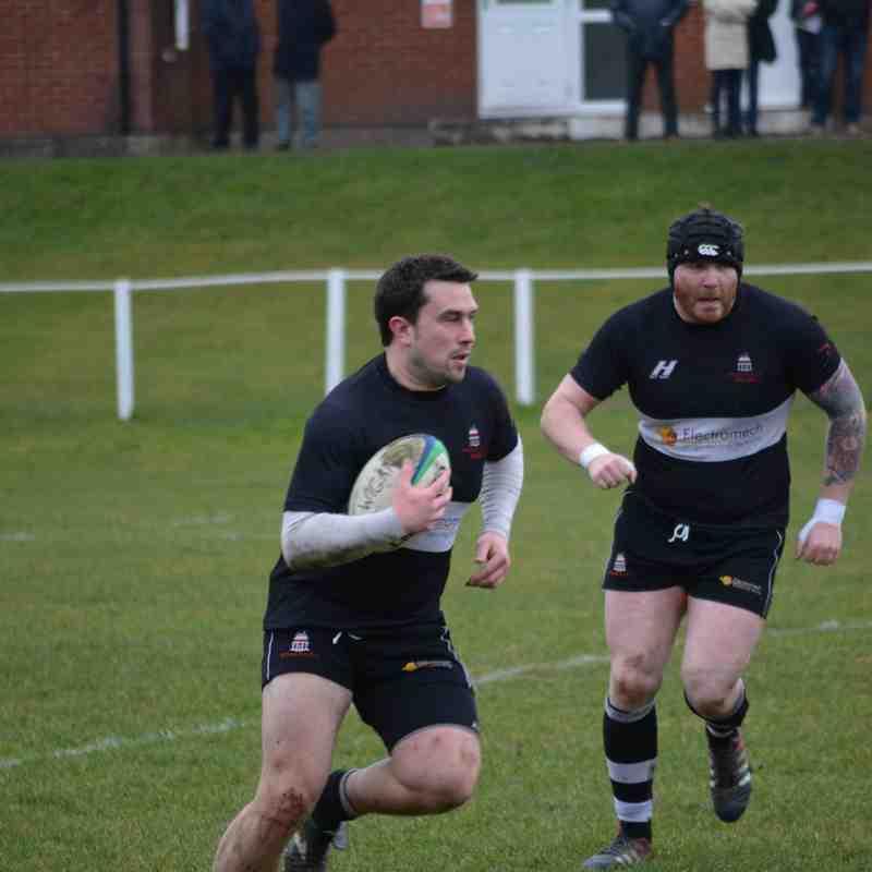Wigan 1st xv v Furness
