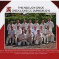 Spencer Bruerne Cricket Club 221/2 - 223/8 Crick Lions Cricket Club