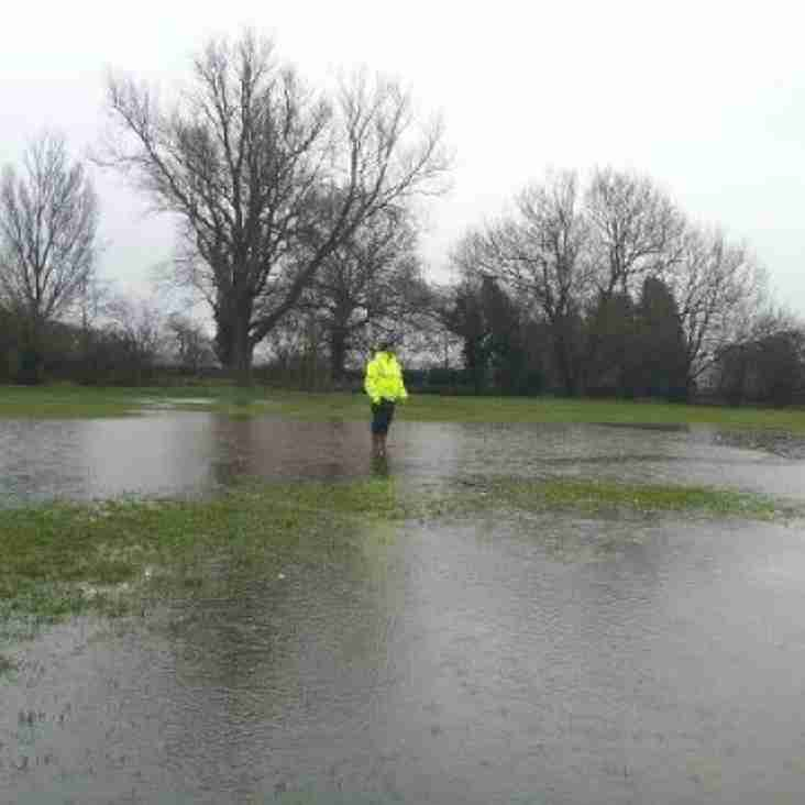 Wisbech game cancelled again!
