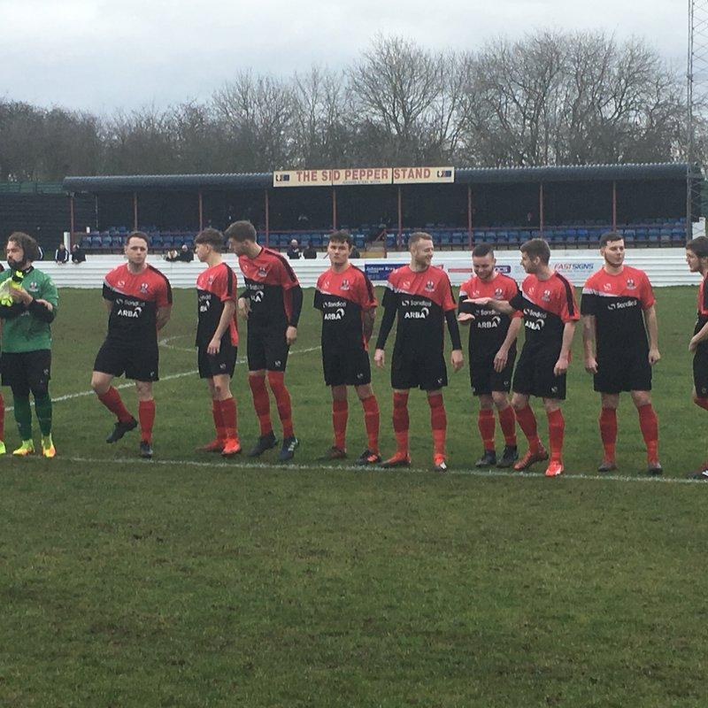 Friendly Match Organised