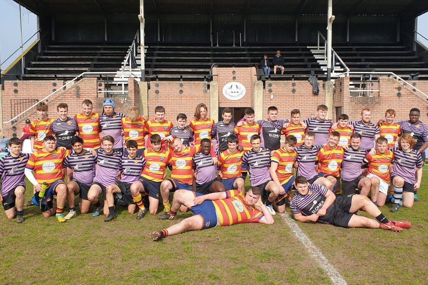 U18 Colts beat Hungerford A 20 - 0