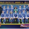 Celts Under 14s Boys Secure League Title
