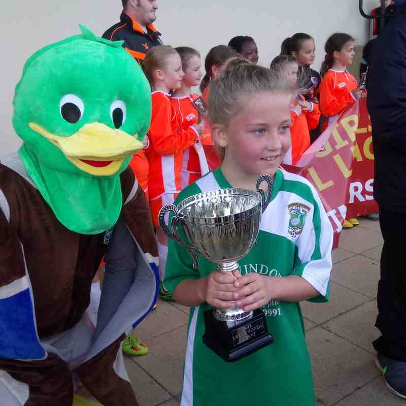 U9s BGFL Cup Final 20/05/17 Part 2