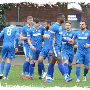 Season 2018/19 - Match Reports - First Team - Spalding United FC