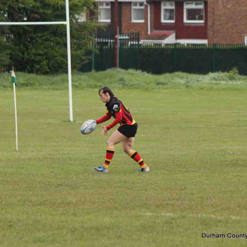 Durham County Ladies Cup 2015 Round 1