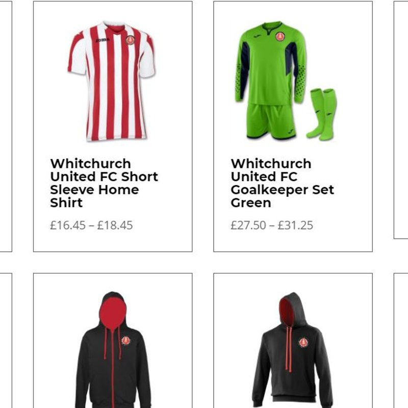 New Kit shop launched