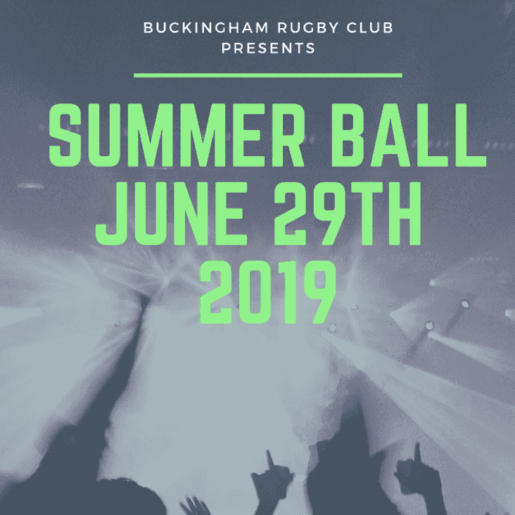 SUMMER BALL - June 29th