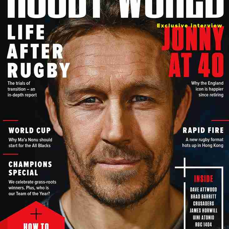 Rugby World - July 2019
