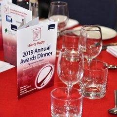 Surrey Rugby Awards 2019
