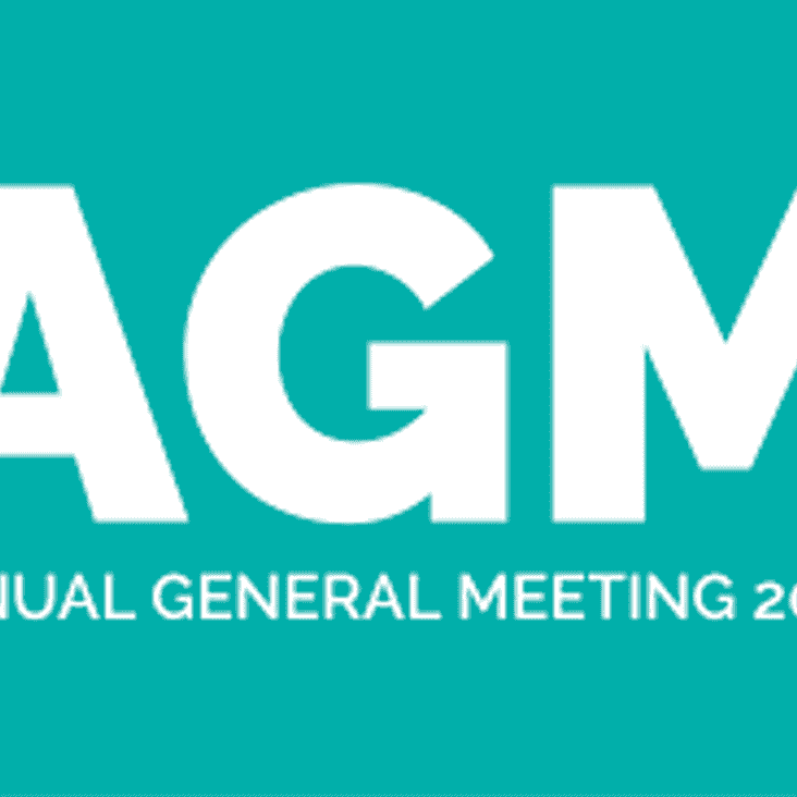 AGM: 30th July 2019