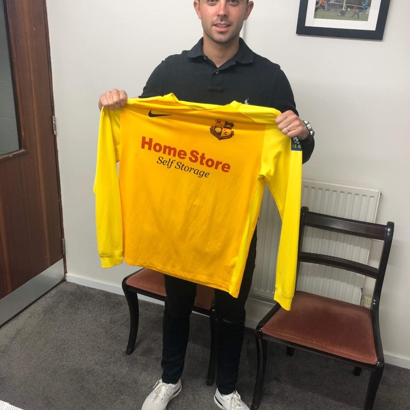 New Signing - Welcome Back !!