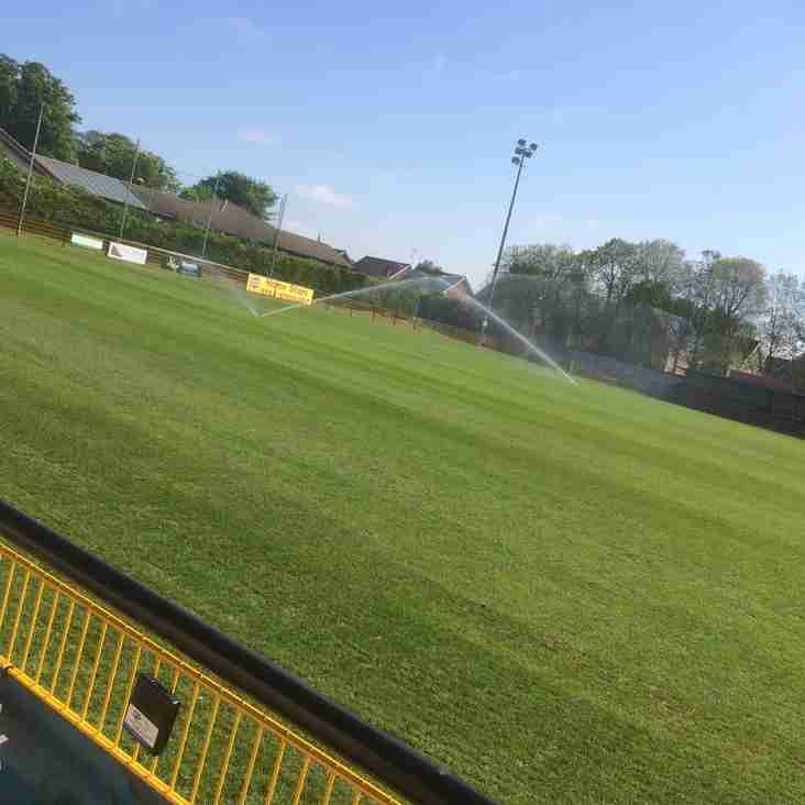 Pitch Renovation Works Underway