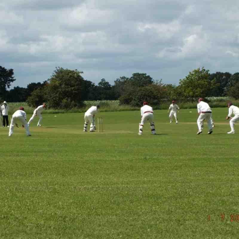 Hendred 1st Vs Watlington 2012