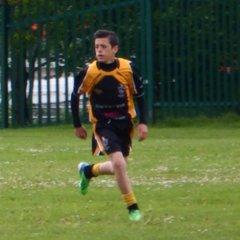 Under 14's Haydock 12 -v- 08 Culceth Eagles 11/05/2014