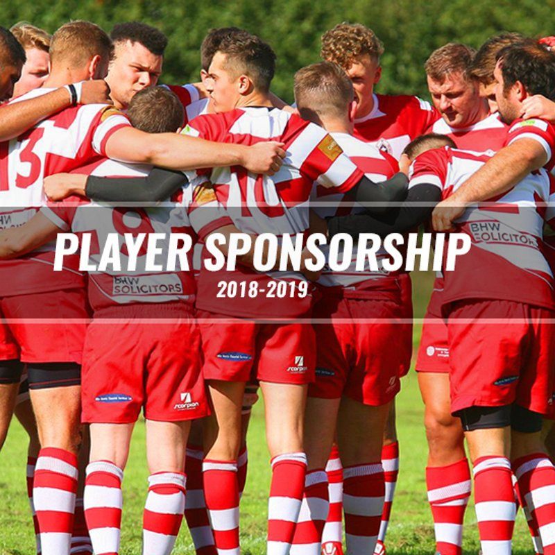 SENIOR PLAYER SPONSORSHIP