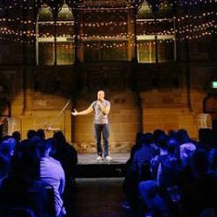 STAND UP COMEDY NIGHT<