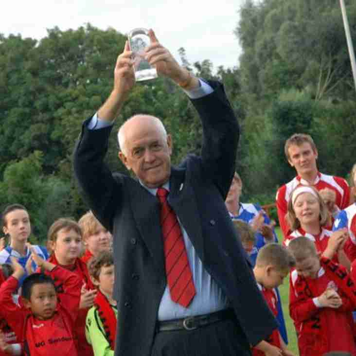 Chairman receives New Years Honours