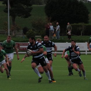 Five Bonus Points bagged against a spirited Wharfedale side that refused to give up!