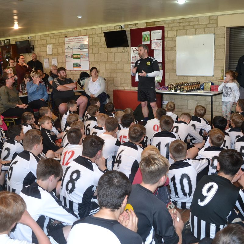 Swifts Awards Day 2019