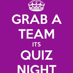 Quiz Night - Friday June 7th
