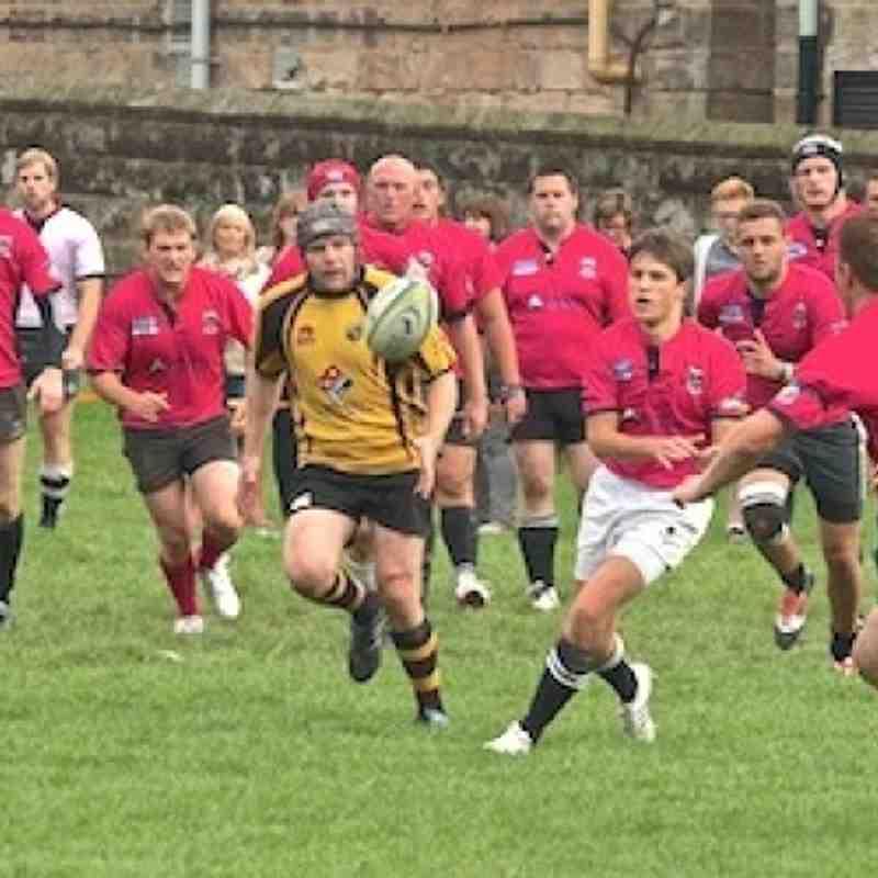Belper  Rugby 1st    v Amber Valley