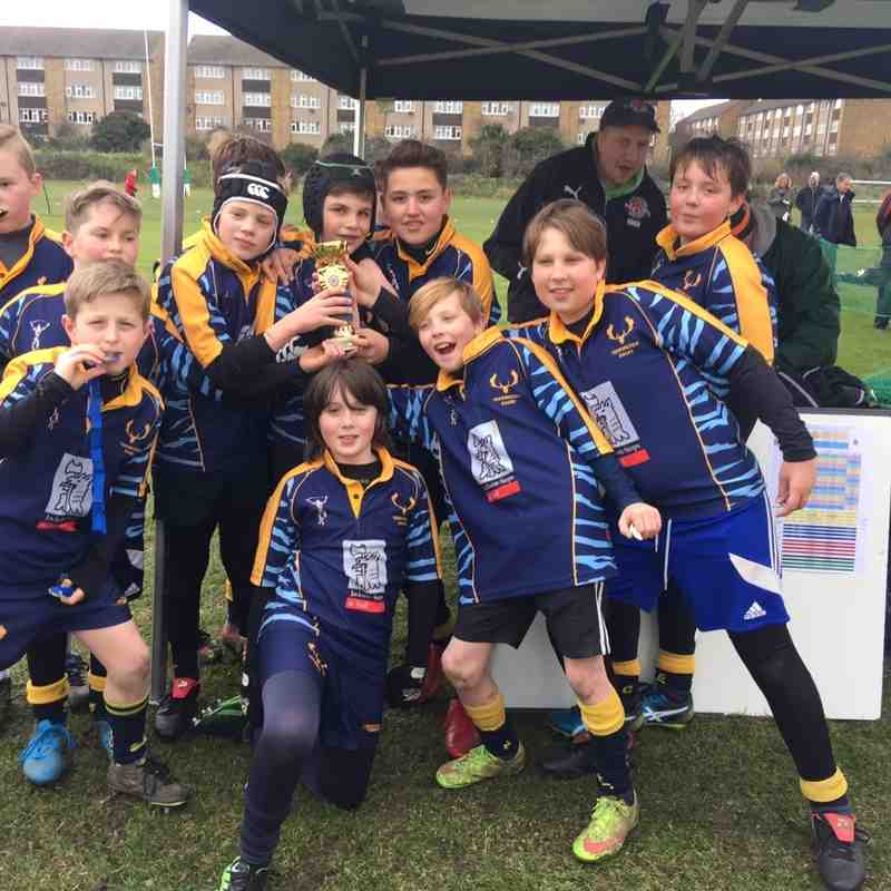 Middlesex U11 festival 2016