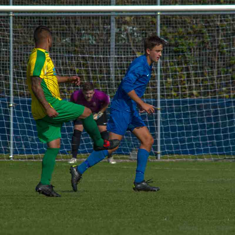 Selsey 1st Team v Hailsham Town 19/08/17. A big thank you to Andrew Hunt Photography