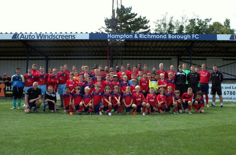Youth Section - Hampton & Richmond Borough FC