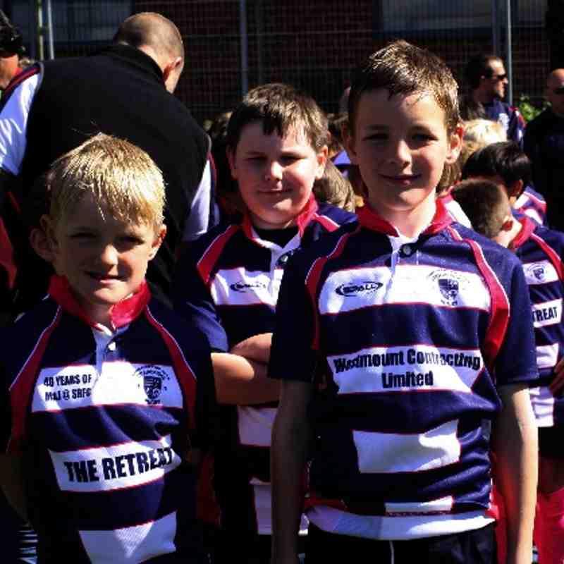 Chichester 2014 - Stourbridge Under 9s