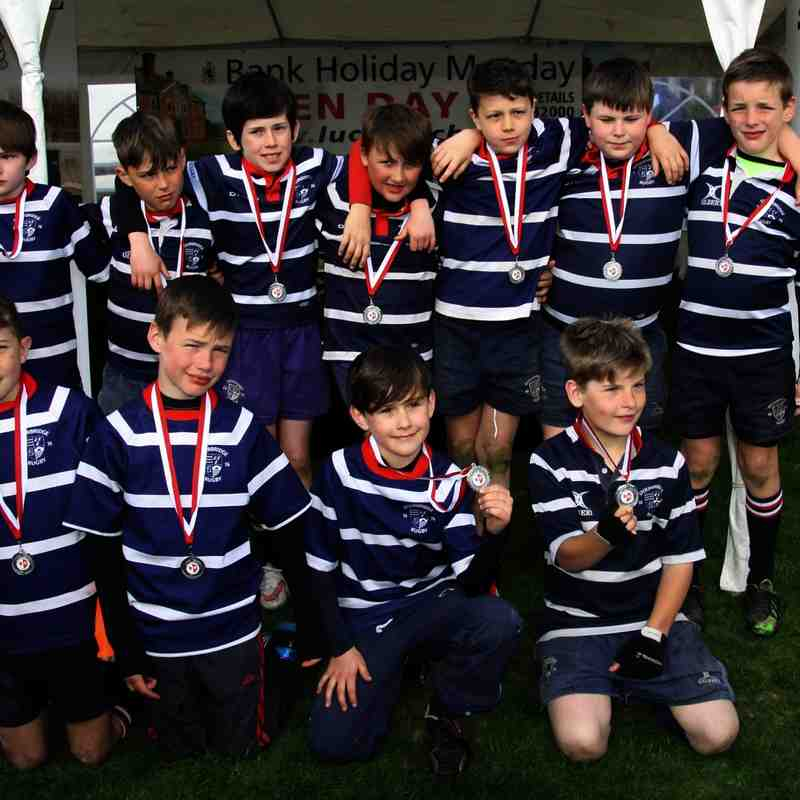 Anglo-Welsh Mini Festival, Luctonians, 19 April 2015 - Under 10s