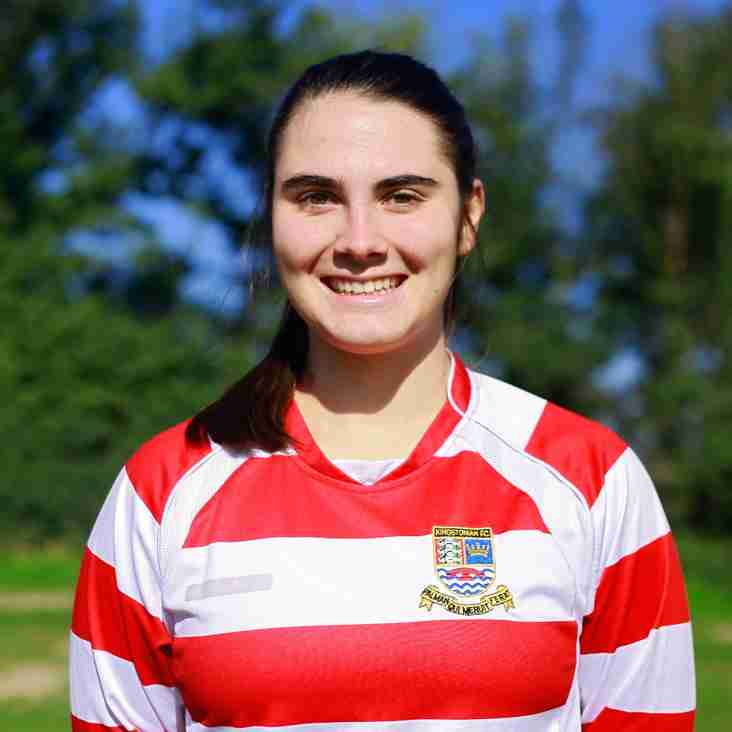 Ladies Win First League Match