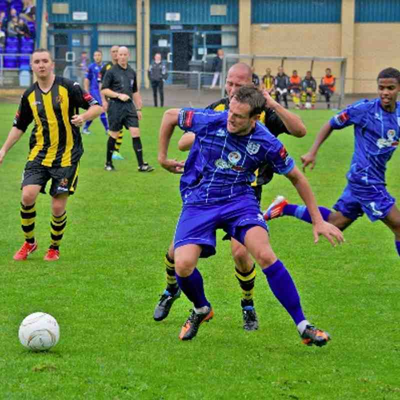 Ware v Harlow Town 24.08.13