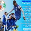 Pre - Season Fixtures