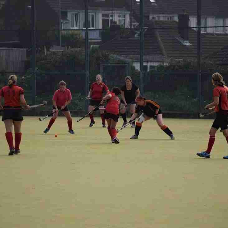 2015/16 Season Results and Scorers - Ladies 2nds