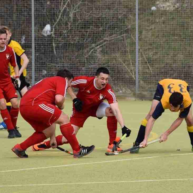 2015/16 Season Results and Scorers - Mens 1's