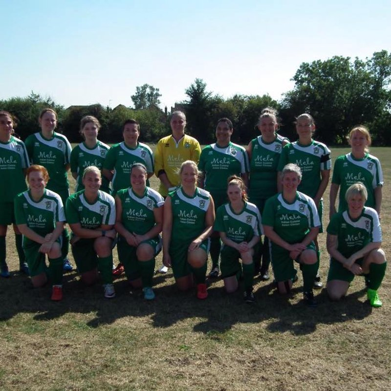 Holmer Green Development vs. Aylesbury United Ladies & Girls FC